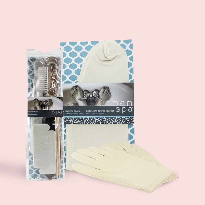 Spa Day At Home Gift Set