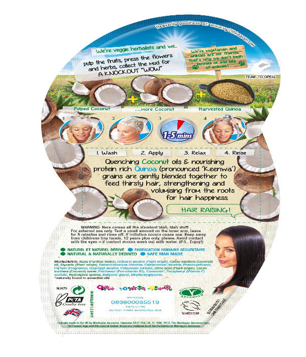 7th Heaven Coconut Protein Hair Mask