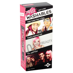 Splat Washables Wash Out Hair Color Dye - Hot 4 Pink