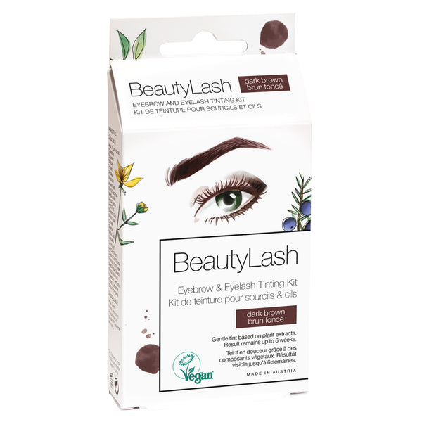 BeautyLash Eyebrow and Eyelash Tinting Kit