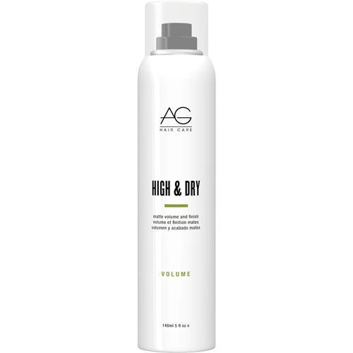 AG High & Dry Matte Volume Finish Spray
