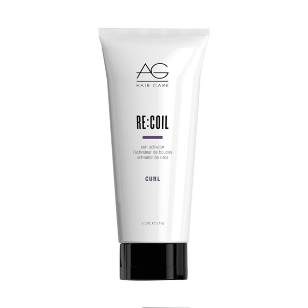 AG Hair Care ReCoil Curl Activator - defines and maintains curls