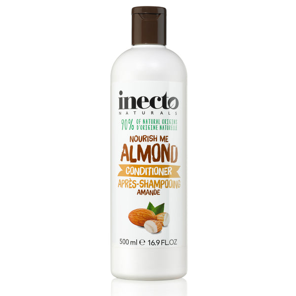 Inecto Naturals Almond Conditioner For Dry To Very Dry Hair