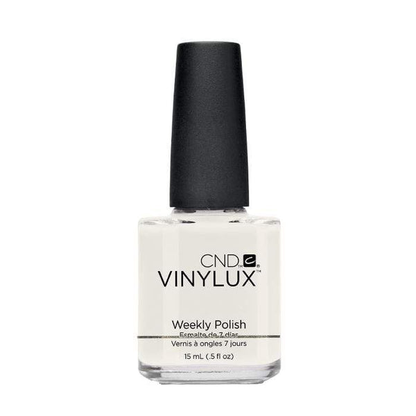 CND Vinylux Weekly Nail Polish - Studio White #151