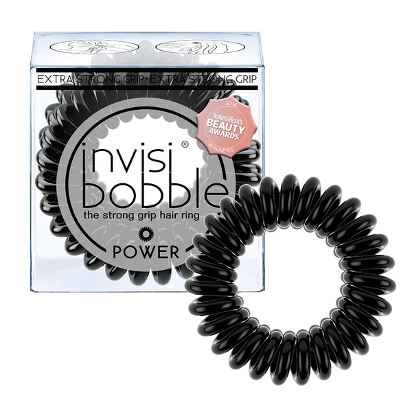 Invisibobble Power Collection True Black