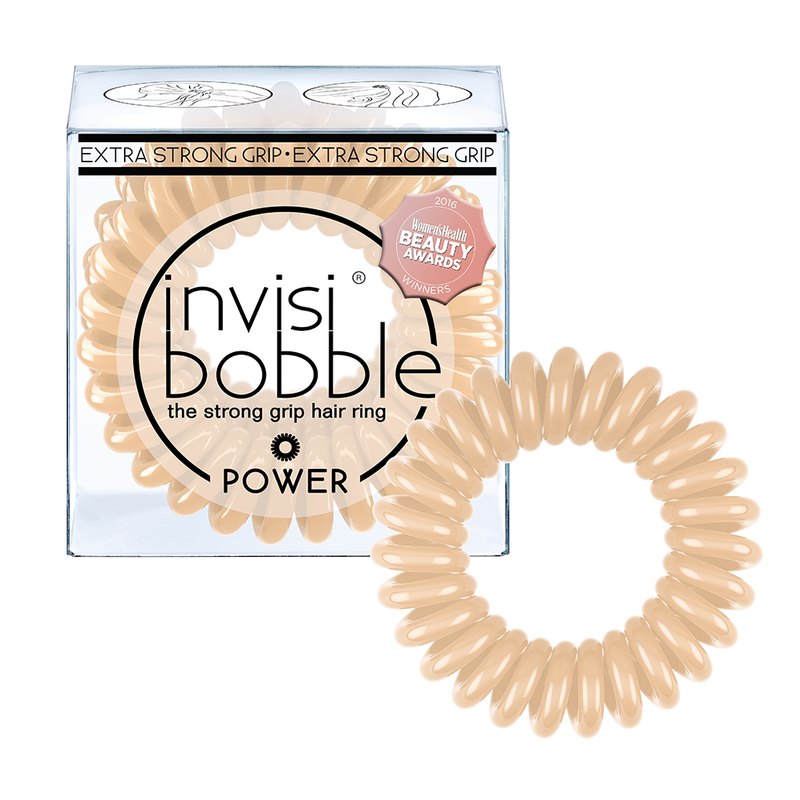 Invisibobble Power Traceless Hair Ring To Be Or Nude To Be