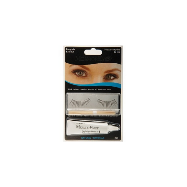 Mesmoreyes Full False Eyelashes #219