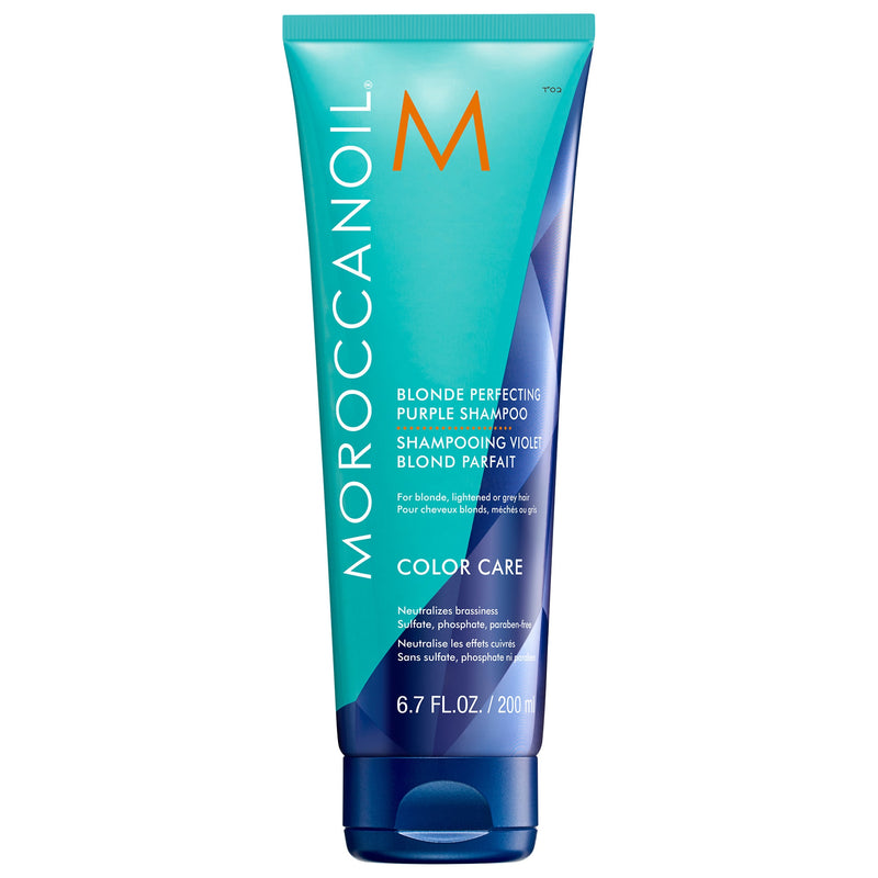 Moroccan Oil - Blonde Perfecting Purple Shampoo