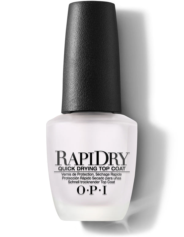 OPI RapiDry Top Coat Quick-Dry High Shine Protection