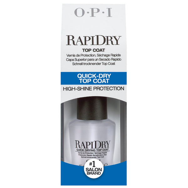 OPI RapiDry Top Coat Quick-Dry High Shine ProtectionOPI RapiDry Top Coat Quick-Dry High Shine Protection