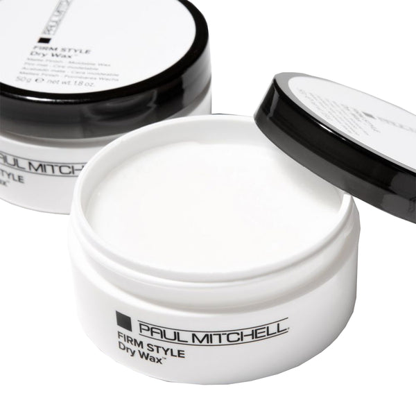 Paul Mitchell Dry Wax Open