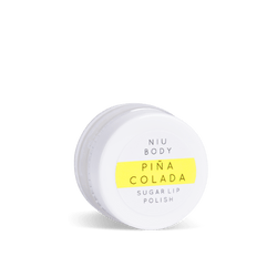 Niu Body Pina Coloda Sugar Lip Polish