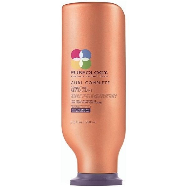 Pureology Curl Complete Conditioner a versatile detangling conditioner. 250ml/8.5oz