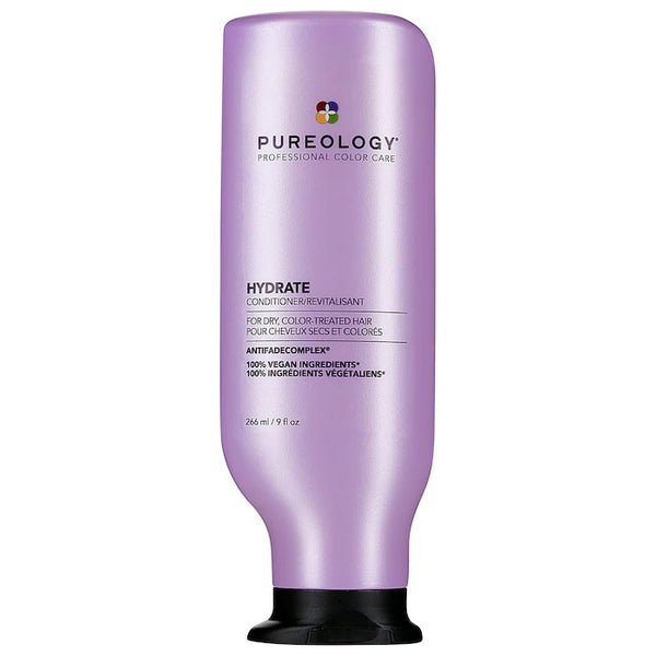 Pureology Hydrate Conditioner best for dry hair, for shine and colour safe