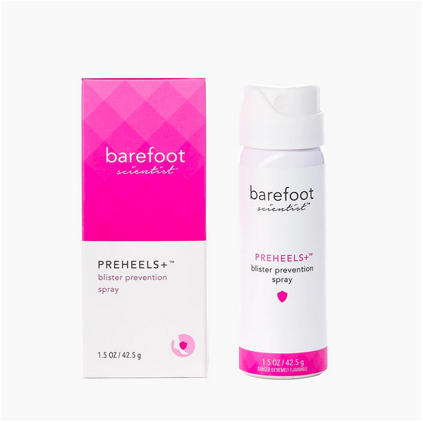 PreHeels+ Barefoot Scientist Award Winner Blister Prevention Spray