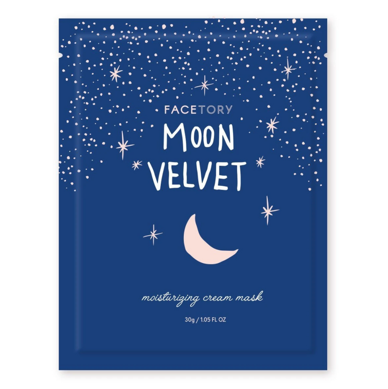 FaceTory Moon Velvet Moisturizing Cream Mask