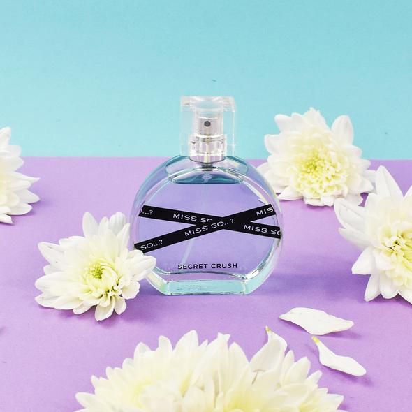 Miss So...? Secret Crush Peony & Musk Eau Fraiche