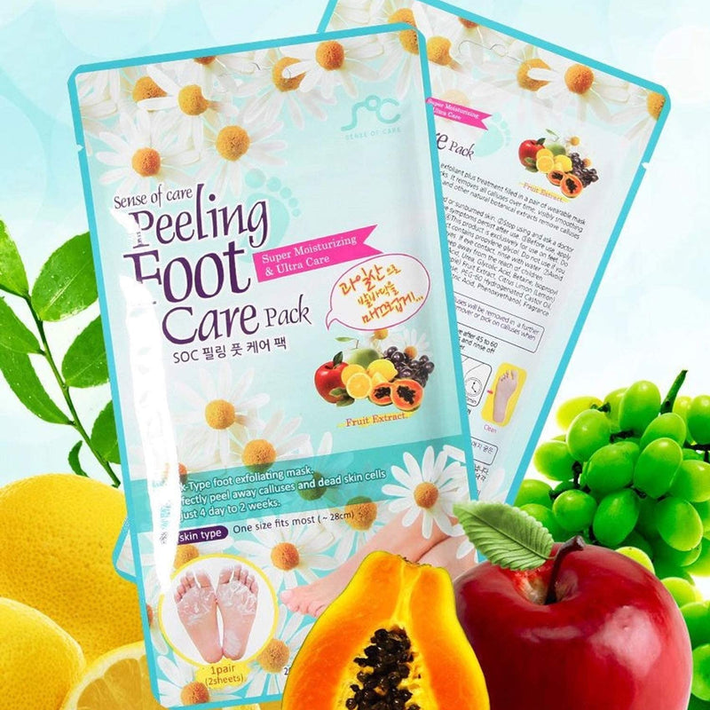 Sense of Care Peeling Foot Care Pack