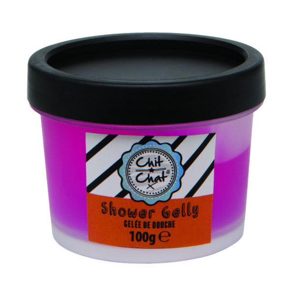Badgequo Chit Chat Shower Jelly