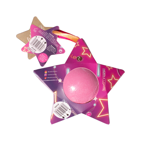 Bubble T ParTea Lights Stargazing Stuffer Fizz