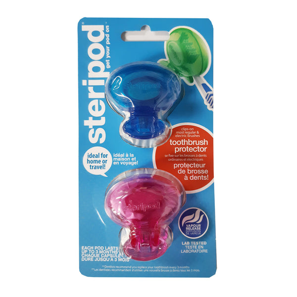 Steripod Toothbrush Protecter