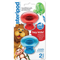 Steripod Toothbrush Protector For Kids