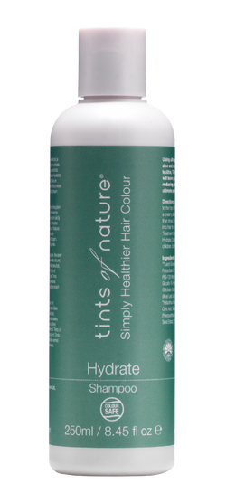 Tints of Nature Hydrate Shampoo Natural & Organic Ingredients