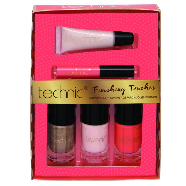 Technic Finishing Touches Gift Set