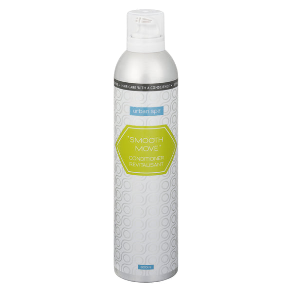 Urban Spa Smooth Move Conditioner For Frizz Prone Hair - 300mL