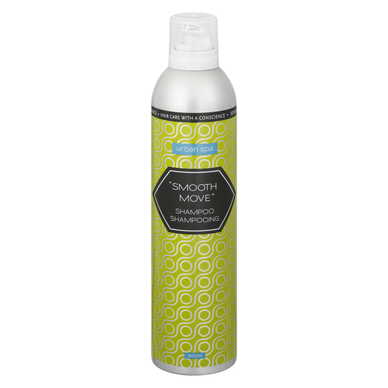 Urban Spa Smooth Move Shampoo For Frizz Prone Hair