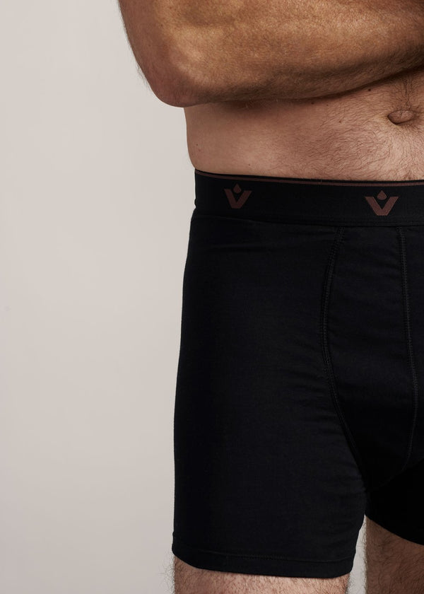 Viita Leak Proof Pee-Proof Men's Boxer Brief