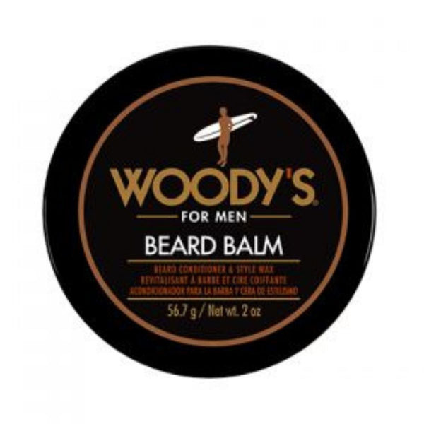 WOODY'S BEARD BALM TOP