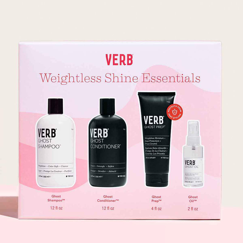 Weightless Shine Essentials Gift Set
