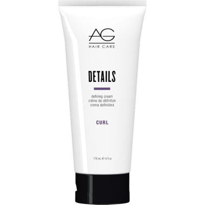 AG Details Hair Curl Defining Cream Frizz Control