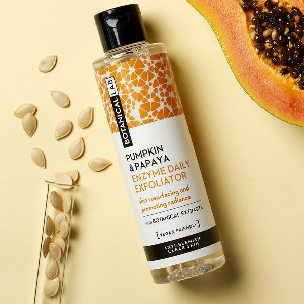 Botanical Lab - Pumpkin and Papaya Enzyme Daily Exfoliator