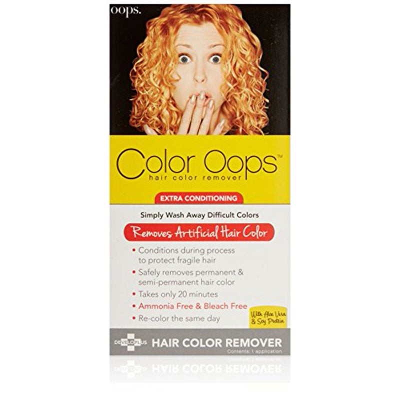 Color Oops Color Remover Extra Conditioner Hair Color Remover