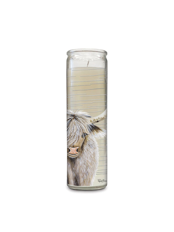 Studio Oh Scottish Bluebells Scented Cathedral Candle