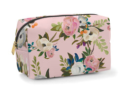 Studio Oh Bella Flora Cosmetic Makeup Bag