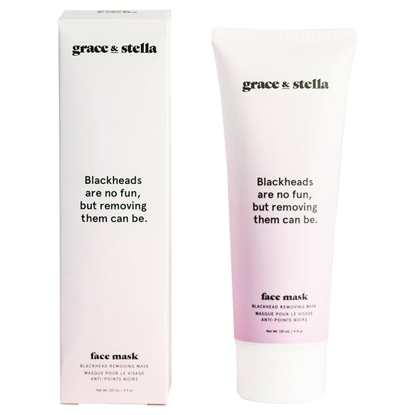 Grace & Stella Blackhead Removal Face Mask Skincare