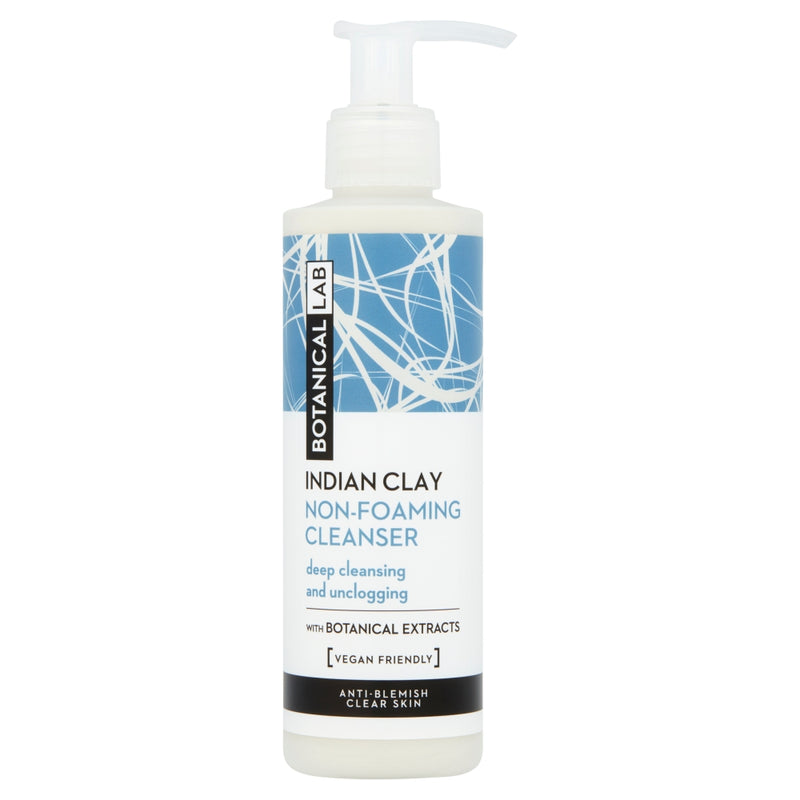 Botanical Lab Indian Clay Non-Foaming
