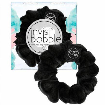 Invisibobble Sprunchie True Black Packaging
