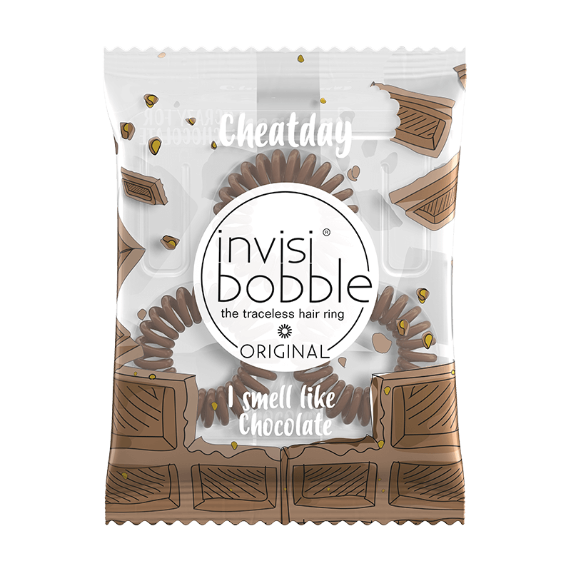 invisibobble - Hair Tie Crazy for Chocolate