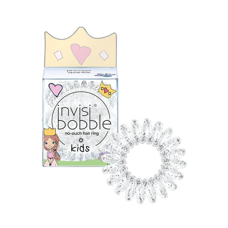 invisibobble® KIDS – The No-Ouch Hair Ring Princess Sparkle