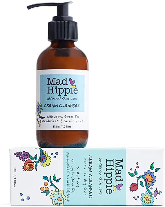 Mad Hippie Advanced Skincare Cream Cleanser Normal to Dry Skin