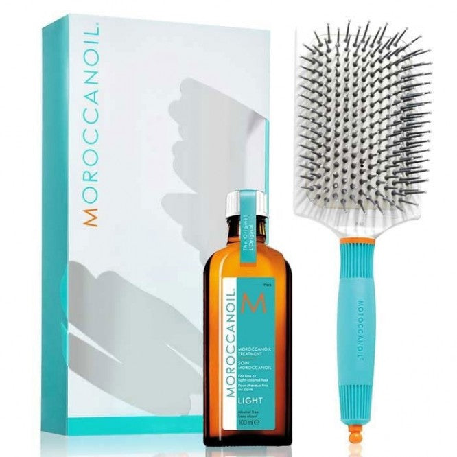 Moroccanoil Light Treatment With Free Ceramic Brush