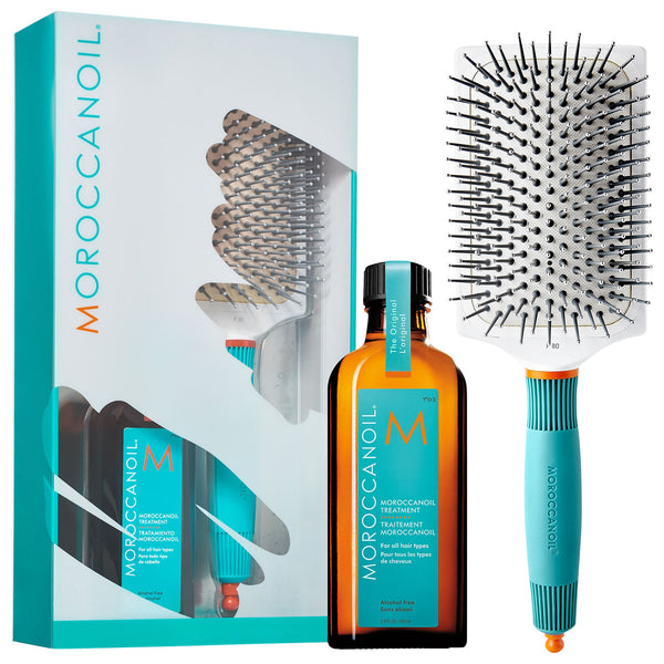 Moroccanoil Original Treatment With Free Brush