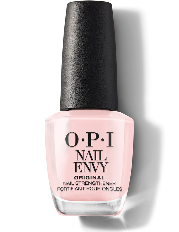 OPI Nail Envy Strength + Color With Wheat Protein Bubble Bath, Samoan Sand, Pink To Envy, Hawaiian Orchid