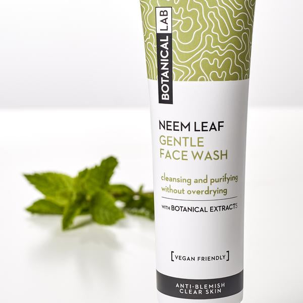 Botanical Lab - Neem Leaf Gentle Face Wash