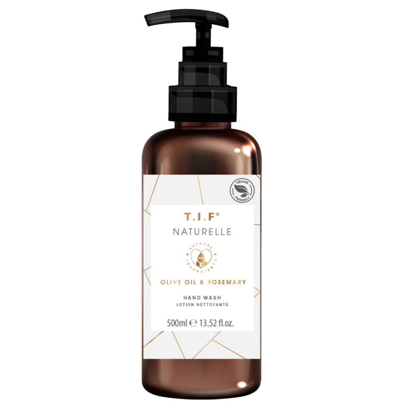 T.I.F Naturelle Olive and Rosemary Hand Wash
