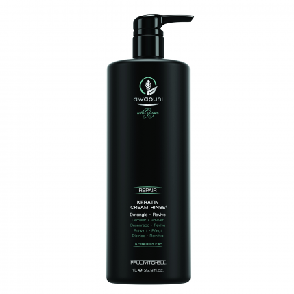 Awapuhi Repair Wild Ginger Keratin Cream Rinse